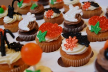 Storm in a Cupcakes Halloween Recipe