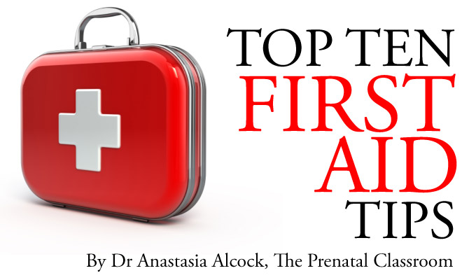 Top 10 First Aid Tips