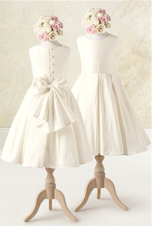 Next Silk Bow Bridesmaid Dress