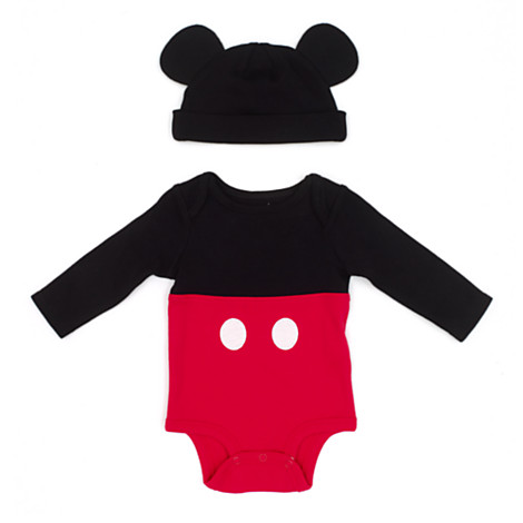 Disney Store's Mickey Mouse Character Bodysuit