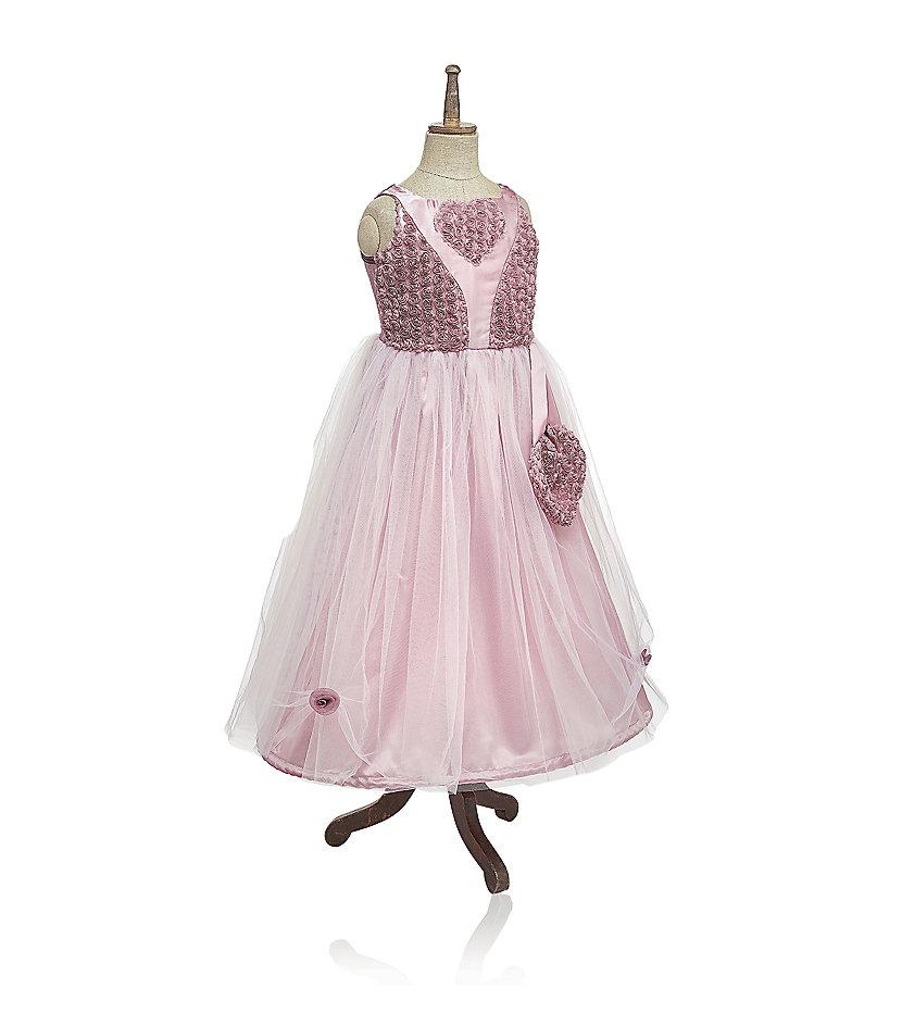 Harrods Travis Designs Floral Ball Gown