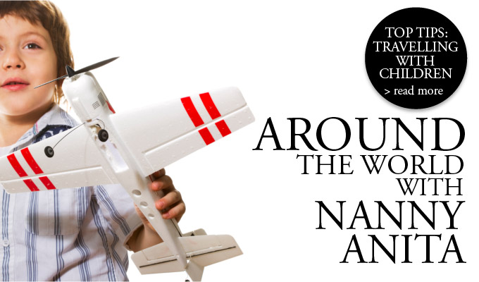 Around the World with Nanny Anita