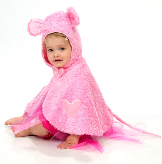 Lucy Locket's Baby Mouse Costume