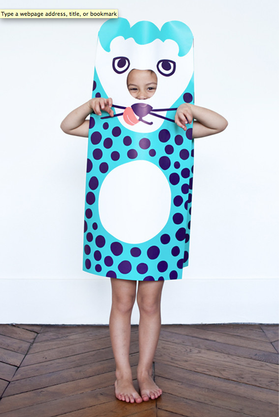 The Kid Who OMY Dress-Up Costume Panthero Panther