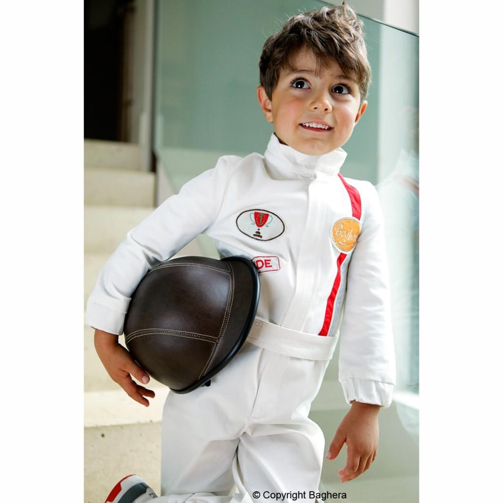 Baghera's Race Suit