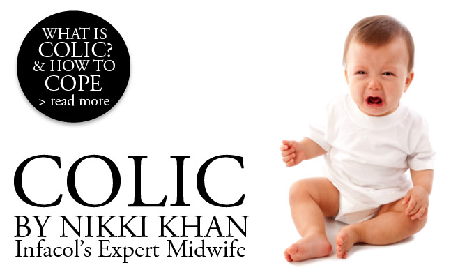 Nikki Khan – Infacol's Expert Midwife on Colic: What it is & How to Cope