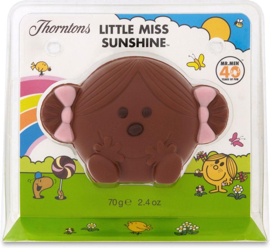 Thornton's Little Miss Sunshine Easter Egg at Waitrose