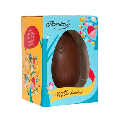 Thornton's Personalised Milk Chocolate Easter Egg