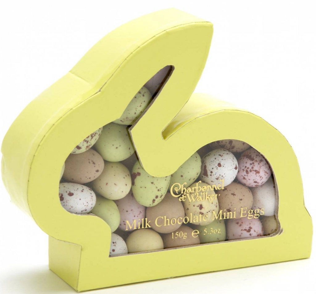 Charbonnel's Mini Eggs Easter Bunny