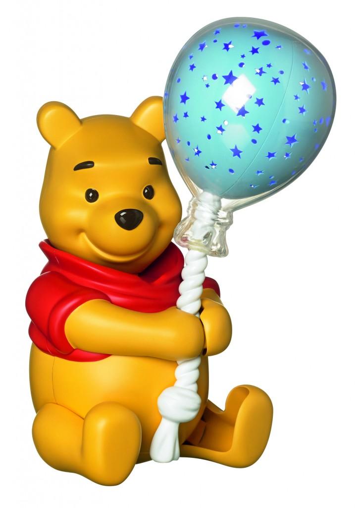 Winnie the Pooh Balloon Light Show