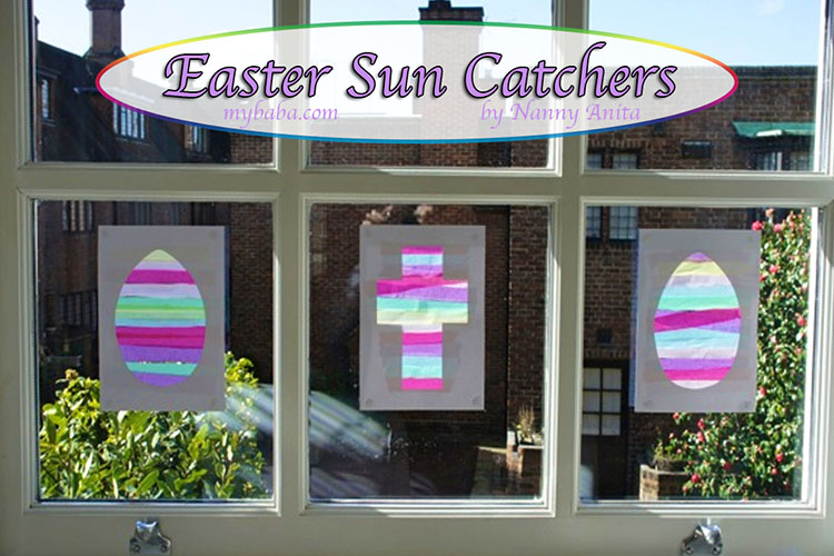 Easter Sun Catchers