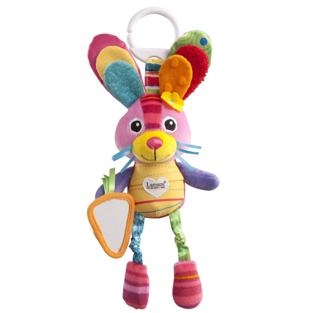 Play Grow Bella the Bunny by Lamaze Toys