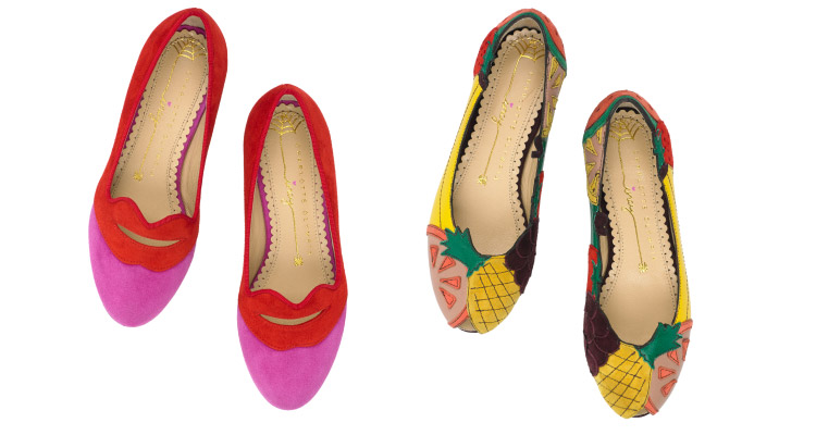 Charlotte Olympia Incy Collection at Harrods
