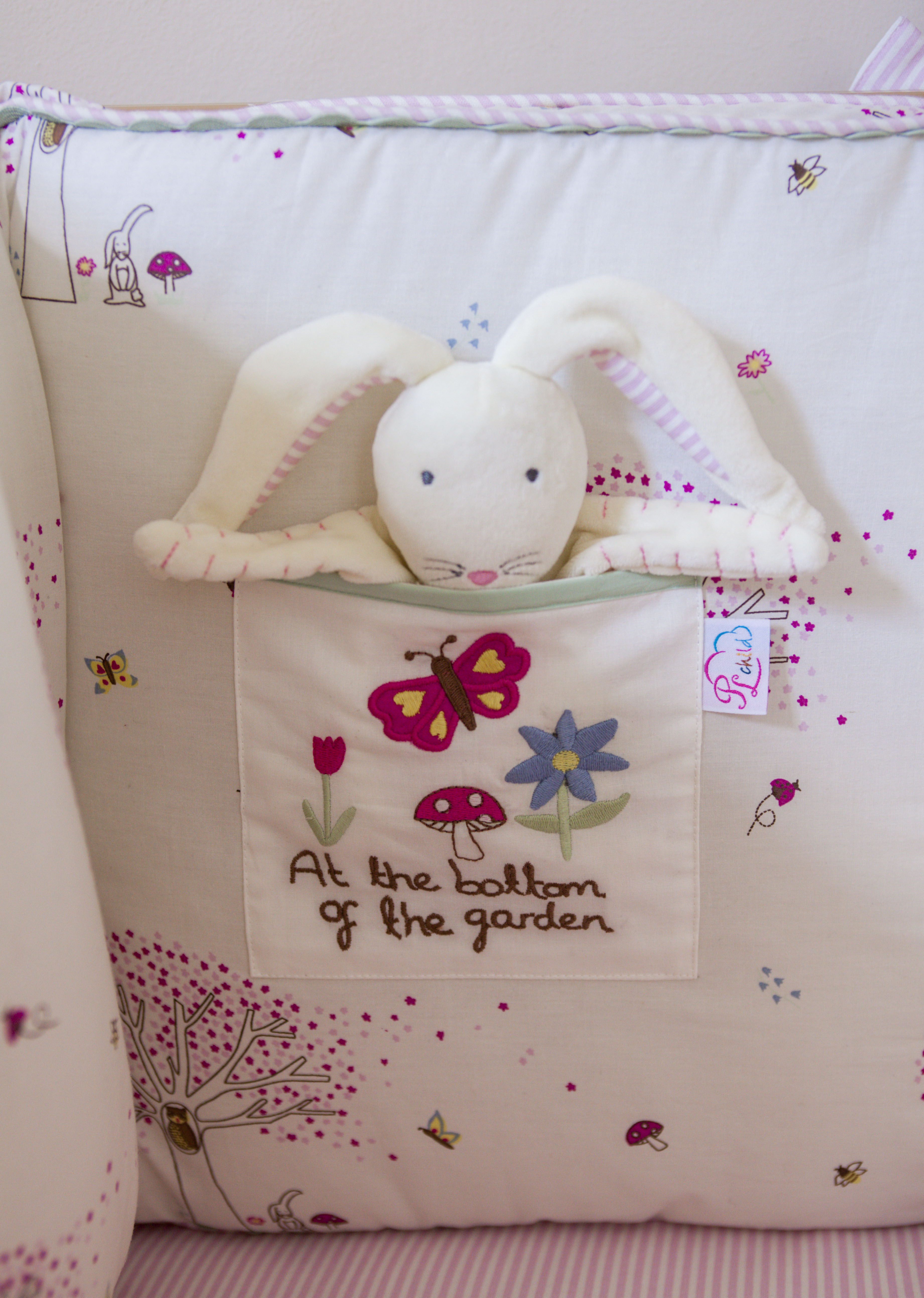 Introducing Pink Lining S Nursery Collection My Baba