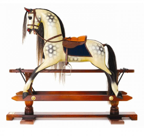 Stevenson Brothers Rocking Horse