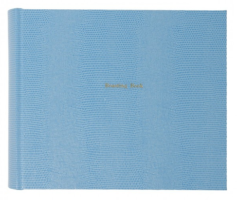 Sloane Stationery Baby Boasting Book in Blue