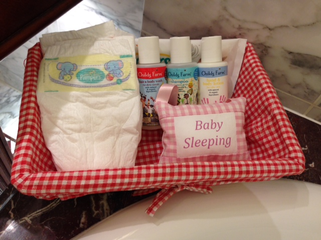 4 seasons baby basket