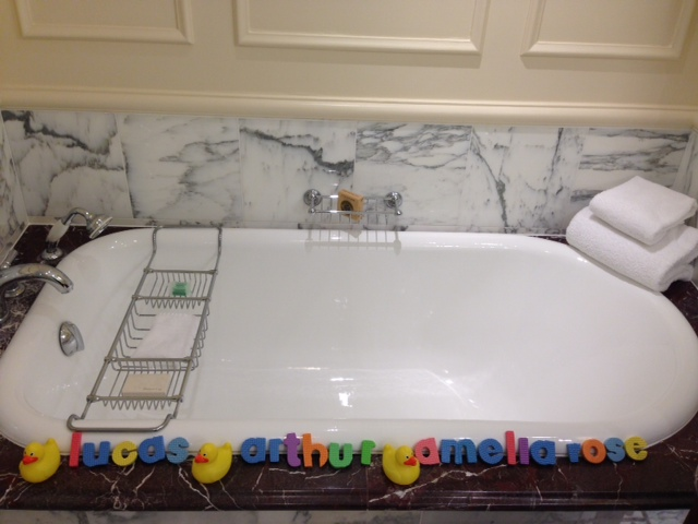 4 seasons kids bathtub