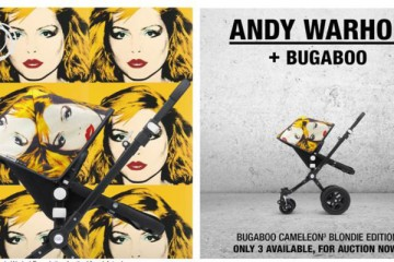 Andy Warhol, Blondie and Bugaboo