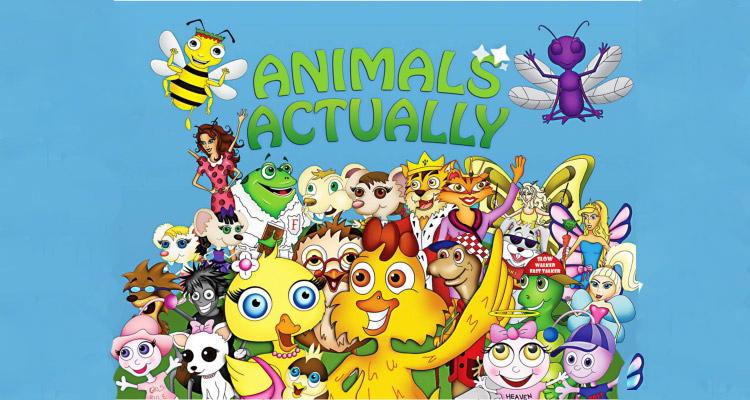 Animals Actually App