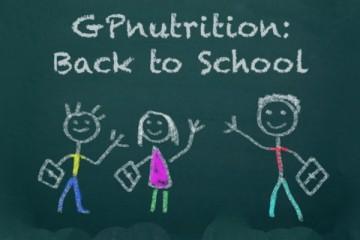 GPNutrition Back to School