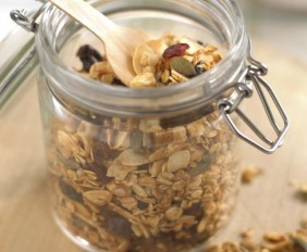 Jane Clarke's Cinnamon and Maple Granola