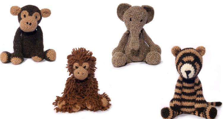 TOFT's Crochet Animal Book | My Baba