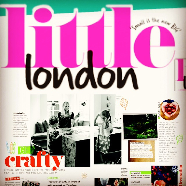 Little London finally hits stores today and I'm so excited to see my #getcrafty piece! It's a great issue packed full of inspirational goodies! To get your free copy, check out www.littlelondonmagazine.co.uk/free/ #littlelondon #littlelondonmagazine @littlelondonmagazine @summerlp