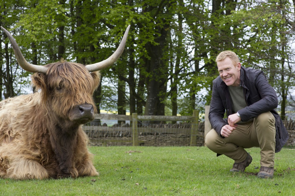 Cotswold Farm Park and Adam Henson