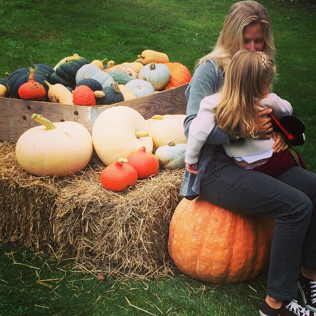 You've got to love a good #harvestfestival @daylesfordfarm on all day ?