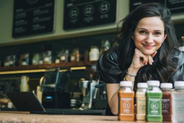 An Interview with Sarah Cadji