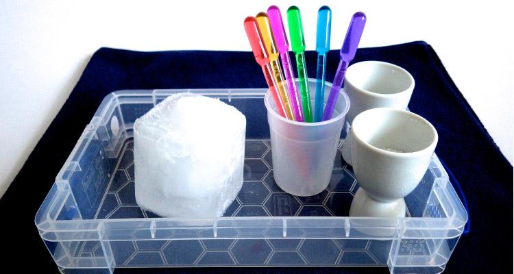 Nanny Anita on Creating an Ice Palace
