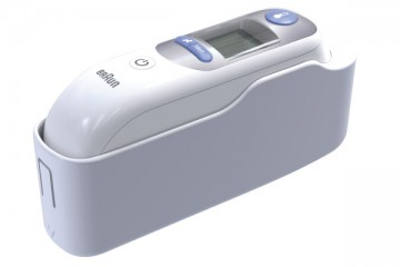 Braun High Precision Thermometer