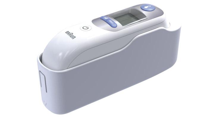 Braun High Precision Thermometer