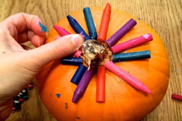 Nanny Anita's Halloween Craft