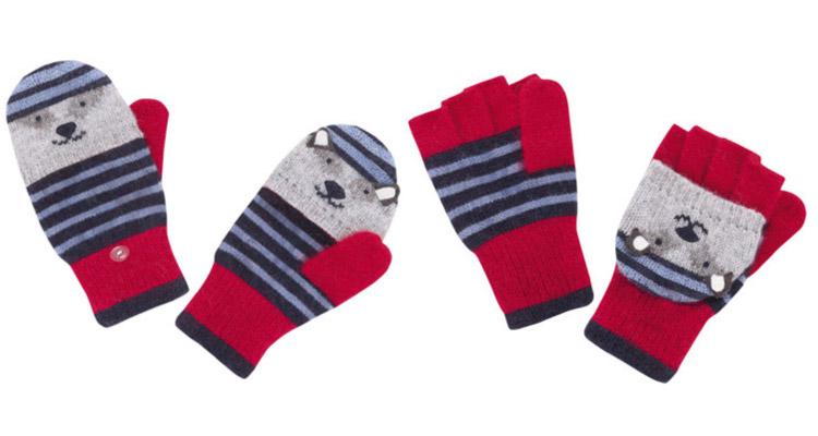 JoJo-Maman-Bebe-Badger-Gloves