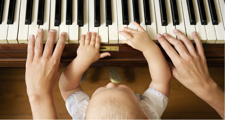 Music Therapy & Babies