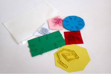 Nanny Anita's Paper Colour Sorting Busy Bag