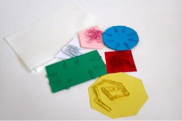 Nanny Anita's Paper Colour Sorting Busy Bag