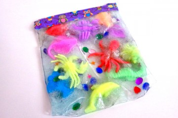 Under the Sea Sensory Bag