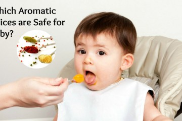 Which Aromatic Spices are Safe for Baby