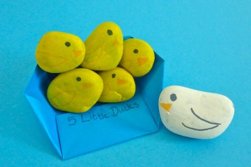 5 Little Ducks to Make Your Little Ones Go 'Ahh'