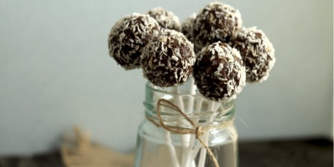 Annie Yates Chocolate Balls
