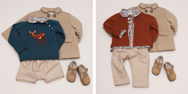 Babys Autumn Outfits