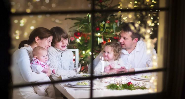 Bacofoil Christmas Dinner Findings