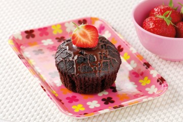 Christine Bailey's Healthy Chocolate Cupcakes