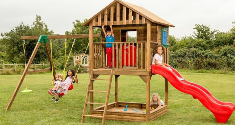How to Choose the Right Playhouse for Your Kids   My Baba