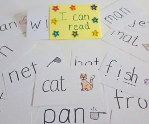 I Can Read by Nanny Anita