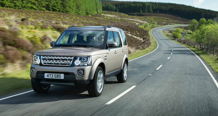 Miss Dashboard Reviews Land Rover Discovery 4