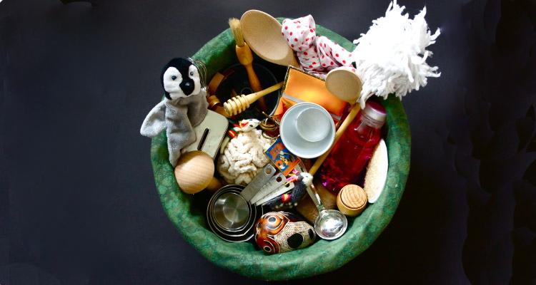 Nanny Anita's Treasure Box